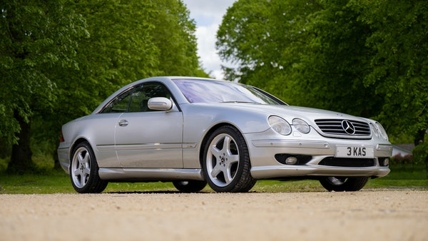 RESERVE LOWERED - 2000 Mercedes CL 600 V12 For Sale (picture 8 of 205)