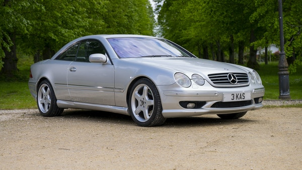 RESERVE LOWERED - 2000 Mercedes CL 600 V12 For Sale (picture 13 of 205)