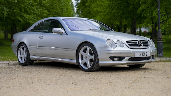 RESERVE LOWERED - 2000 Mercedes CL 600 V12 For Sale (picture 11 of 205)