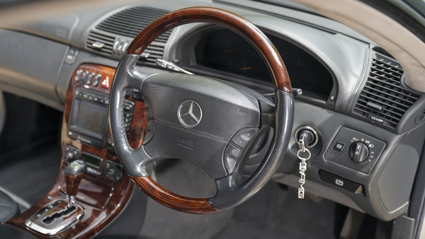 RESERVE LOWERED - 2000 Mercedes CL 600 V12 For Sale (picture 39 of 205)