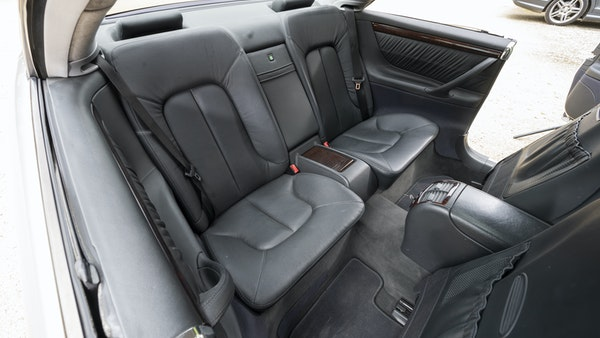 RESERVE LOWERED - 2000 Mercedes CL 600 V12 For Sale (picture 74 of 205)