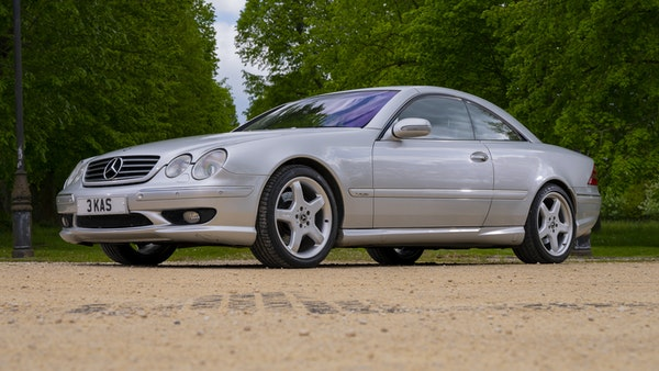 RESERVE LOWERED - 2000 Mercedes CL 600 V12 For Sale (picture 10 of 205)