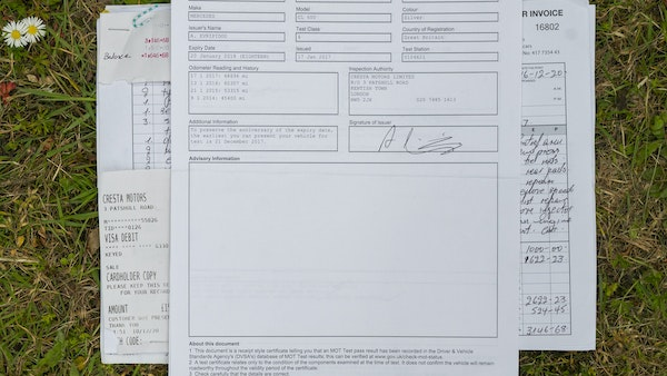 RESERVE LOWERED - 2000 Mercedes CL 600 V12 For Sale (picture 184 of 205)