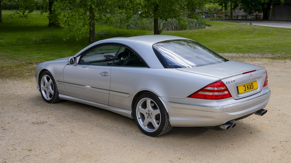 RESERVE LOWERED - 2000 Mercedes CL 600 V12 For Sale (picture 14 of 205)