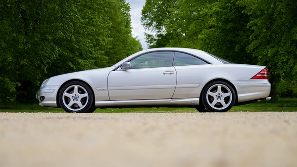 RESERVE LOWERED - 2000 Mercedes CL 600 V12 For Sale (picture 6 of 205)