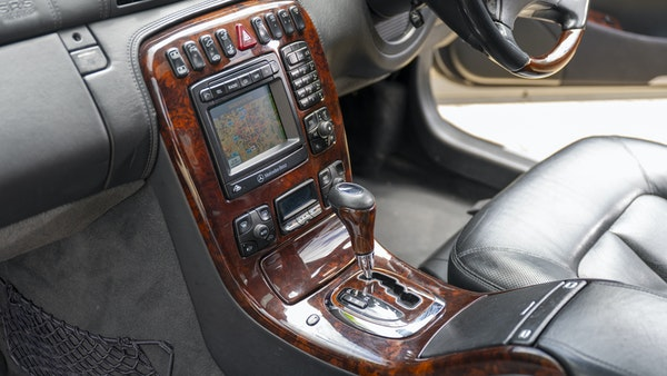 RESERVE LOWERED - 2000 Mercedes CL 600 V12 For Sale (picture 27 of 205)