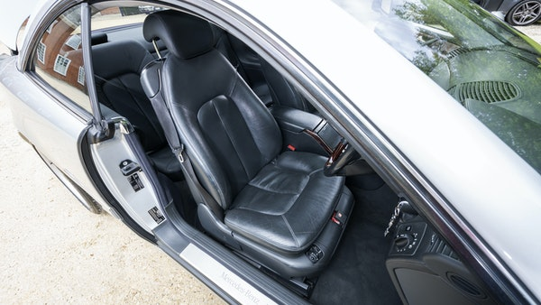 RESERVE LOWERED - 2000 Mercedes CL 600 V12 For Sale (picture 72 of 205)