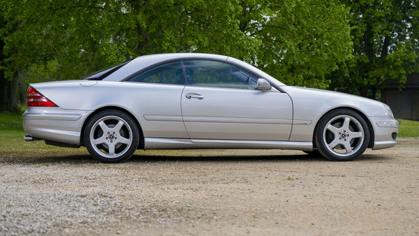 RESERVE LOWERED - 2000 Mercedes CL 600 V12 For Sale (picture 7 of 205)