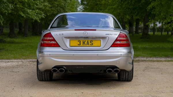 RESERVE LOWERED - 2000 Mercedes CL 600 V12 For Sale (picture 5 of 205)