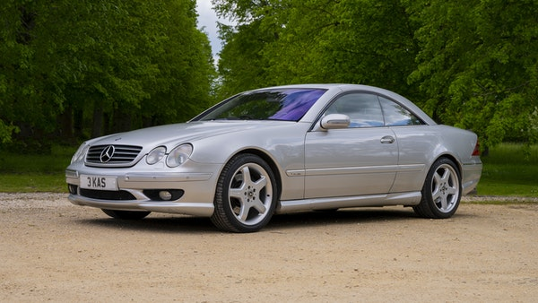 RESERVE LOWERED - 2000 Mercedes CL 600 V12 For Sale (picture 1 of 205)