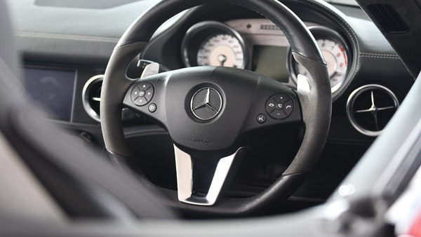 RESERVE LOWERED - 2011 Mercedes-Benz SLS AMG Roadster For Sale (picture 21 of 118)