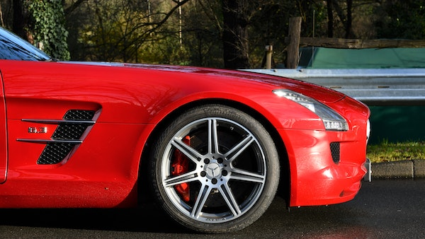 RESERVE LOWERED - 2011 Mercedes-Benz SLS AMG Roadster For Sale (picture 65 of 118)