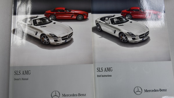 RESERVE LOWERED - 2011 Mercedes-Benz SLS AMG Roadster For Sale (picture 97 of 118)