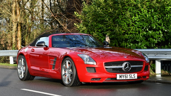RESERVE LOWERED - 2011 Mercedes-Benz SLS AMG Roadster For Sale (picture 1 of 118)