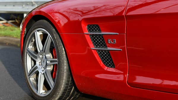RESERVE LOWERED - 2011 Mercedes-Benz SLS AMG Roadster For Sale (picture 61 of 118)