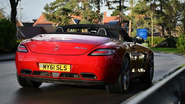 RESERVE LOWERED - 2011 Mercedes-Benz SLS AMG Roadster For Sale (picture 7 of 118)