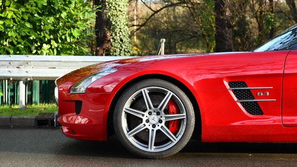 RESERVE LOWERED - 2011 Mercedes-Benz SLS AMG Roadster For Sale (picture 56 of 118)