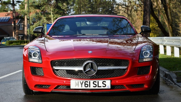 RESERVE LOWERED - 2011 Mercedes-Benz SLS AMG Roadster For Sale (picture 10 of 118)