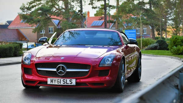 RESERVE LOWERED - 2011 Mercedes-Benz SLS AMG Roadster For Sale (picture 11 of 118)