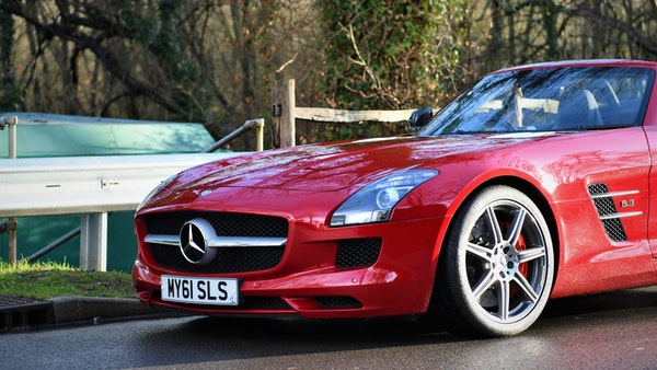 RESERVE LOWERED - 2011 Mercedes-Benz SLS AMG Roadster For Sale (picture 67 of 118)