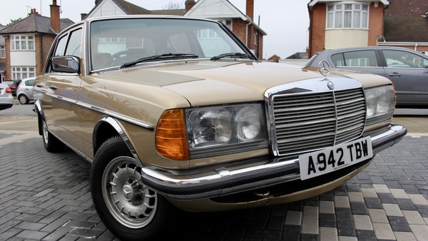 1984 Mercedes W123 230 E For Sale (picture 69 of 111)