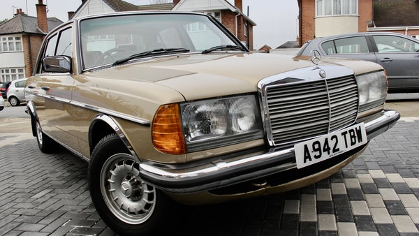 1984 Mercedes W123 230 E For Sale (picture 20 of 111)