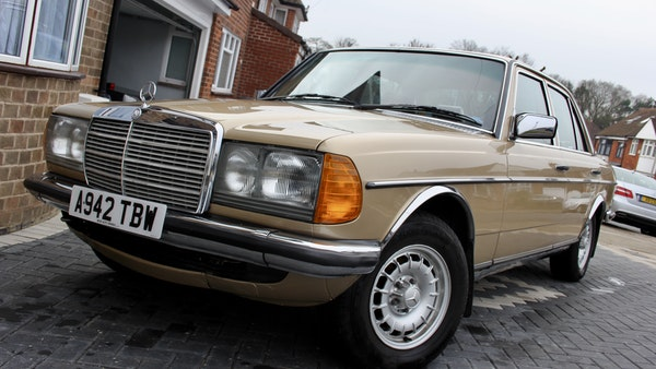 1984 Mercedes W123 230 E For Sale (picture 4 of 111)