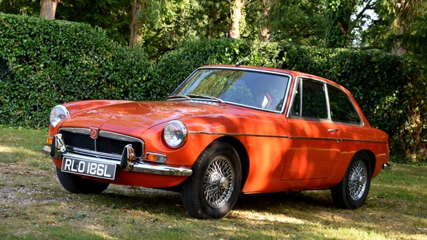 1973 MGB GT For Sale (picture 3 of 104)