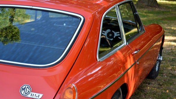 1973 MGB GT For Sale (picture 65 of 104)