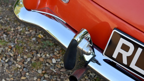 1973 MGB GT For Sale (picture 73 of 104)
