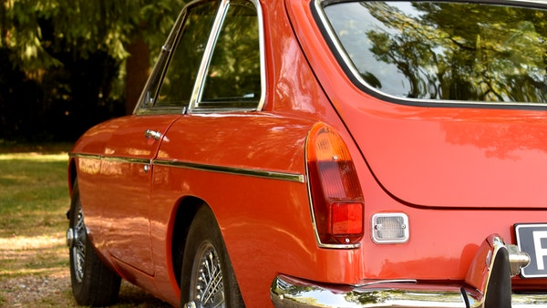 1973 MGB GT For Sale (picture 78 of 104)