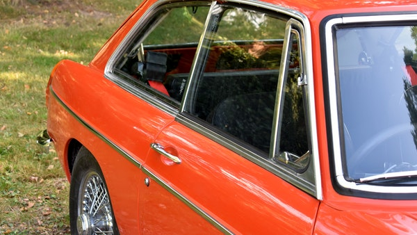 1973 MGB GT For Sale (picture 63 of 104)