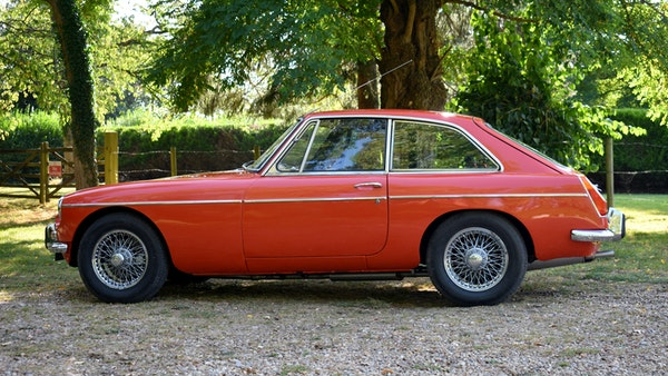 1973 MGB GT For Sale (picture 4 of 104)