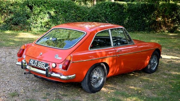 1973 MGB GT For Sale (picture 10 of 104)
