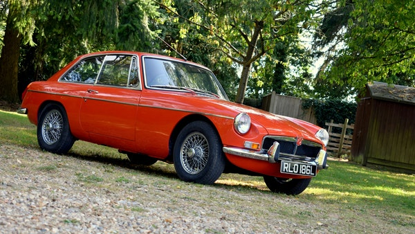 1973 MGB GT For Sale (picture 8 of 104)