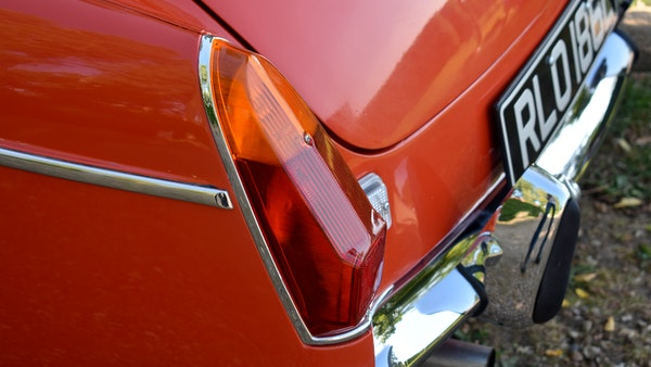 1973 MGB GT For Sale (picture 76 of 104)