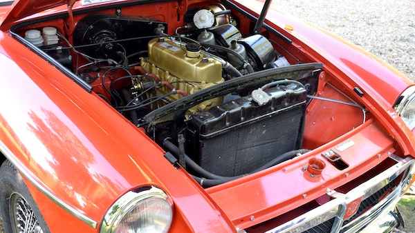 1973 MGB GT For Sale (picture 81 of 104)