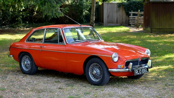 1973 MGB GT For Sale (picture 7 of 104)
