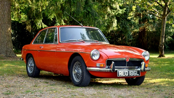 1973 MGB GT For Sale (picture 1 of 104)