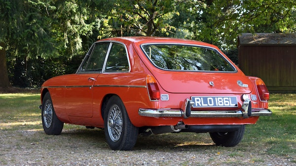 1973 MGB GT For Sale (picture 12 of 104)