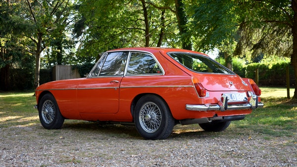 1973 MGB GT For Sale (picture 13 of 104)