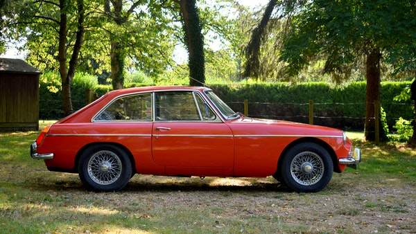 1973 MGB GT For Sale (picture 9 of 104)