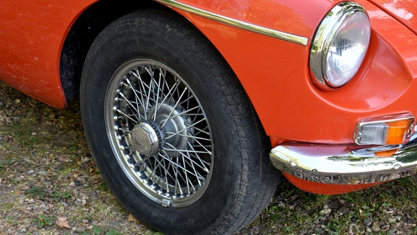 1973 MGB GT For Sale (picture 17 of 104)