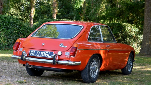 1973 MGB GT For Sale (picture 11 of 104)