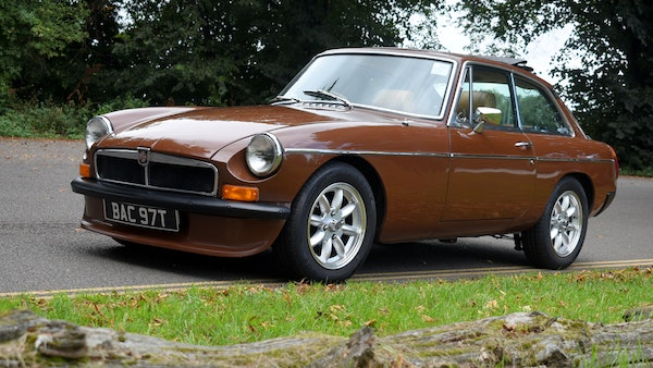 1978 MGB GT For Sale (picture 14 of 186)