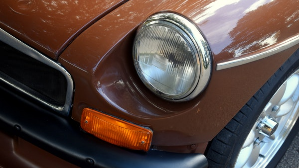 1978 MGB GT For Sale (picture 91 of 186)