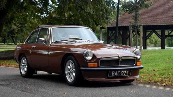 1978 MGB GT For Sale (picture 9 of 186)