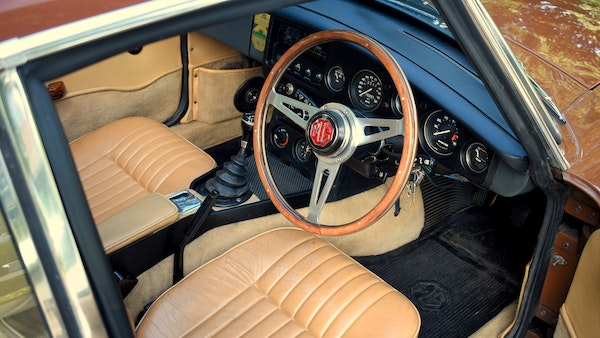1978 MGB GT For Sale (picture 28 of 186)