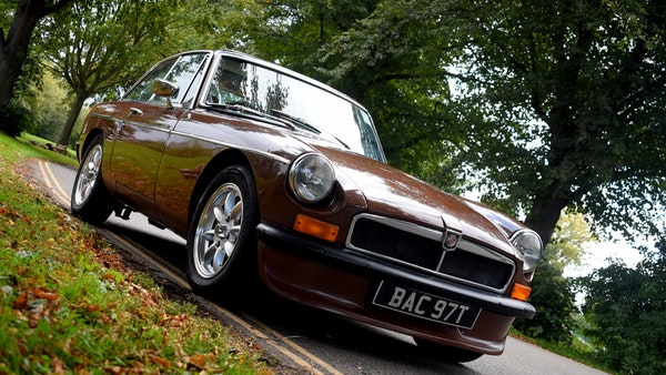 1978 MGB GT For Sale (picture 8 of 186)