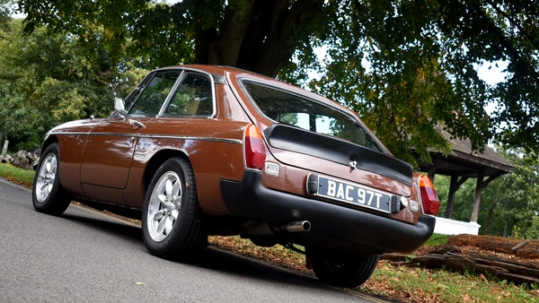 1978 MGB GT For Sale (picture 17 of 186)